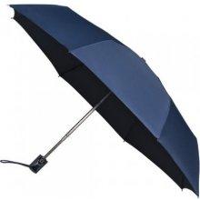 Skládací deštník BOLOGNA tm.modrý