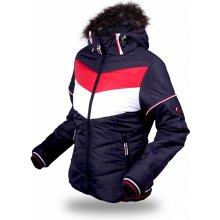 Trimm Justyne dámská zimní bunda navy Stripe