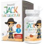 Imunit Laktobacily Jack Lactobacilák 72 tablet