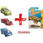 Mattel HW Angličák Hot Wheels 3 ks + zlatý ZDARMA