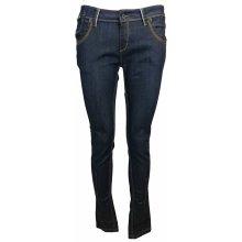 BENCH pánské černé džíny