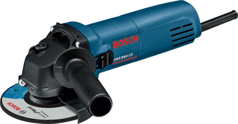 Bosch GWS 850 CE 0.601.378.793