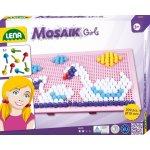 Lena 35611 Mozaika velká pro holky 10 mm 200ks