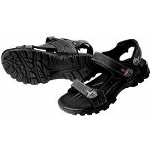 CRV Kožené sandály WULIK černé
