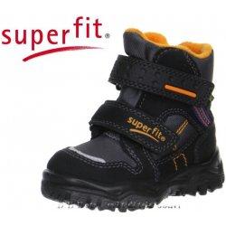 0976cca70a7 Dětská bota Superfit 1-00044-03 HUSKY1 SCHWARZ MULTI