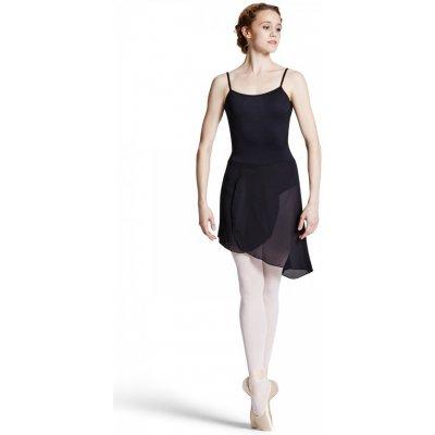Bloch dámská zavinovací sukně vázací R881 černá