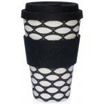 Ecoffee - hrnek na kávu a čaj Basket case 400 ml