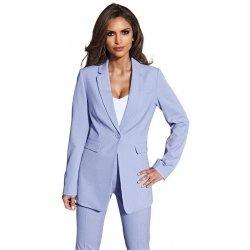 Kalhotový kostým (2dílná) světle modrý 879b0c7cec