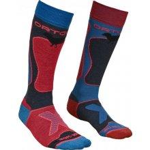 Ortovox SKI ROCK N WOOL SOCKS W dámské ponožky night blue da1c28064c