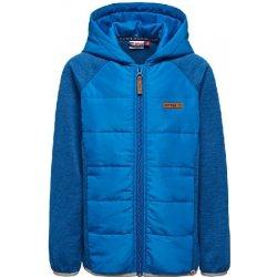 588ba389828 Dětská bunda a kabát Lego Wear Sebastian 201 chlapecká mikina modrá