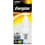 Energizer LED žárovka svíčka 3,4W Eq 25W E14 S8845 Teplá bílá