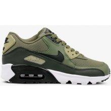 Nike Tenisky Dětské Air Max 90 Mesh Zelená 30b5e24795