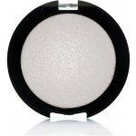 NORMA NATURAL MONO TERRACOTTA Oční stíny bílé perleťové s flitry Solange 1R IVORY 3,5 g