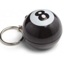 Přívěsek na klíče Mystic 8 Ball magická koulena