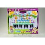 Piánko se zvuky zvířátek - klavír, piáno