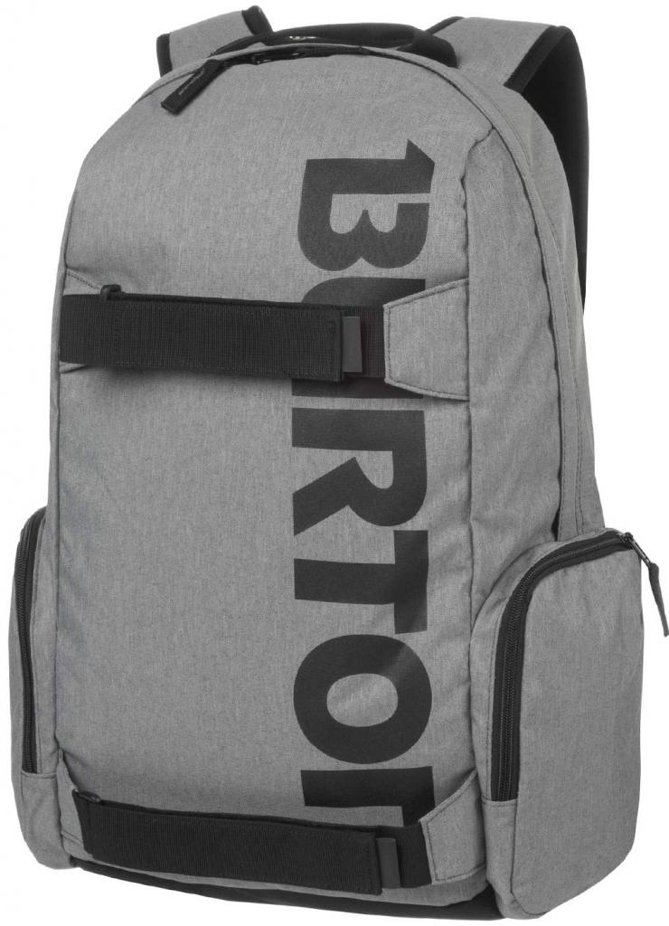 Burton Emphasis Grey Heather 26l od 1 050 Kč - Heureka.cz 737c2e0892b