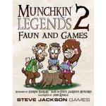 Steve Jackson Games Munchkin Legends 2: Faun and Games