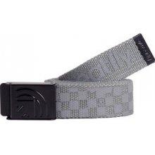 Meatfly Pásek Eclipse belt D - Gray