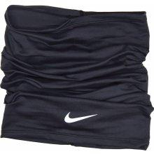 Nákrčník Nike Thermal-Fit Wrap BLACK/SILVER