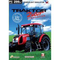 TRAKTOR - Zetor Simulátor 2009