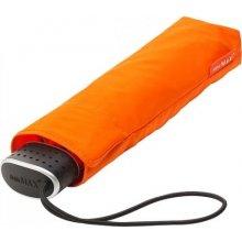 Plochý skládací deštník Malibu oranžový