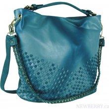 Tapple Unikátní kombinovaná kabelka 3091 modrá