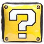 Bioworld Europe batoh Super Mario Question Mark Box 3D žlutý