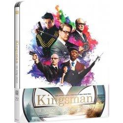 Kingsman: Tajná Služba Steelbook BD