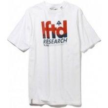 LRG Expedition Tee White tričko