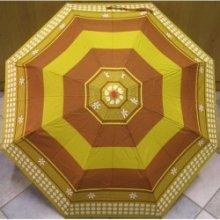Skládací odlehčený deštník Blue Drop 1974