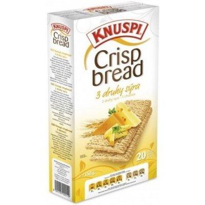 Prom-IN Knuspi Crispbread 150 g fitness
