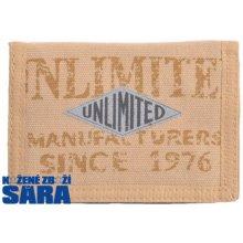 COOL peněženka textilní 036741 Unlimited béžová