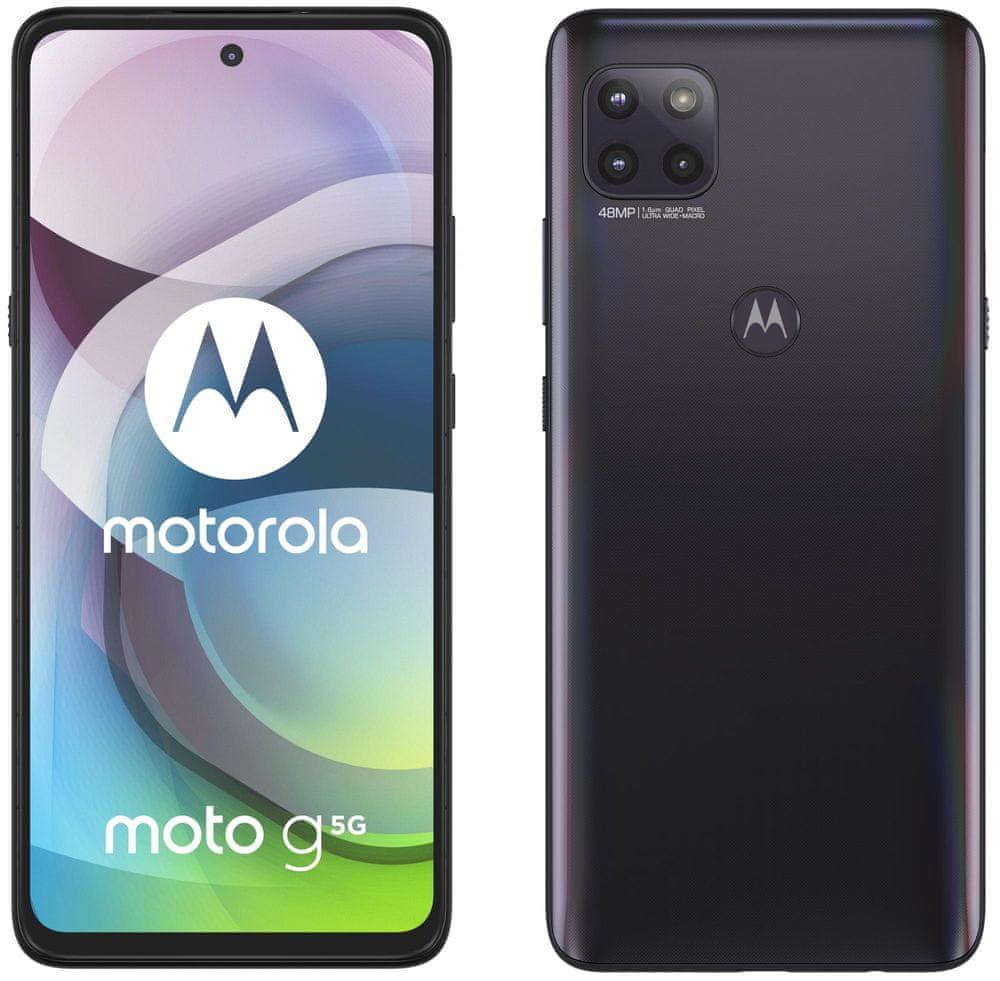 Motorola Moto G 5G 6GB/128GB na Heureka.cz