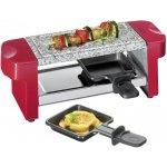 Raclette Hot Stone Duo červený