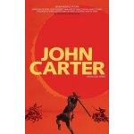 John Carter: Barsoom Series 7 Novels a Princess of Mars; Gods of Mars; Warlord of Mars; Thuvia, Maid of Mars; Chessmen of Mars; M Burroughs Edgar RicePevná vazba