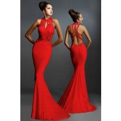 Společenské dlouhé šaty červené alternativy - Heureka.cz 3a73933322