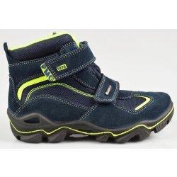 Dětská bota Primigi Chlapecké zimní boty - modré baba9650da