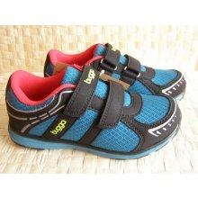 Bugga B00121 obuv sportovní modrá d8881e3628