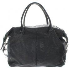Another bag Wanna Have Zip shopper černý
