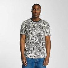 Ecko Unltd. 2 Comic Allover T Shirt Black