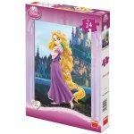 Dino puzzle Princezna na vlásku 24 dílků