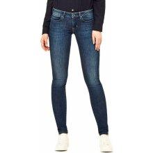 Guess dámské tmavě modré džíny 0971745bc6