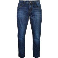 Lee Cooper Straight Leg Jeans pánské Mid Wash