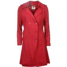 Lee Cooper Trench Coat dámské Red