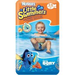 3a962e405 Huggies Little Swimmers 5-6 12-18 kg do vody 11 ks