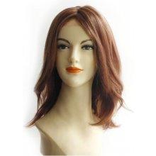 Paruka z pravých vlasů, lace front.