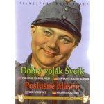 Dobrý voják Švejk/Poslušně hlásím - - digipack v šubru DVD