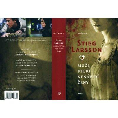 Muži, kteří nenávidí ženy (brož.) -- Milénium 1 - Stieg Larsson