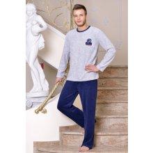 Froté pánské pyžamo Adrian