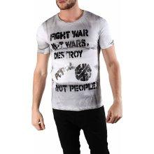 ! Absolut Joy Men T Shirt / Šedá